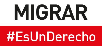 MIGRAR#EsUnDerecho